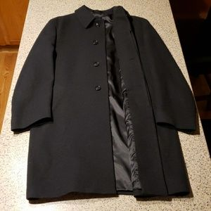 Jos. A Banks 100% wool SZ 44R pea coat